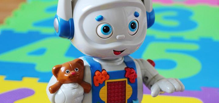 J'écris pour des robots et c'est pas de la science-fiction