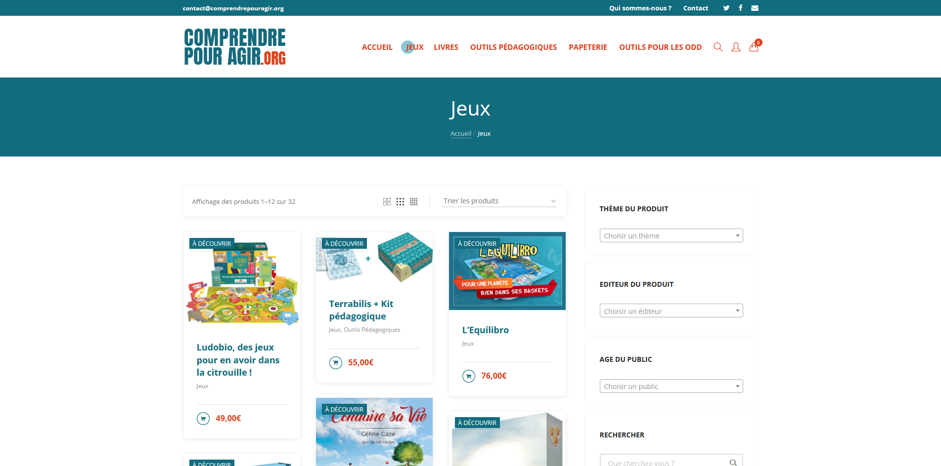 référencement boutique en ligne